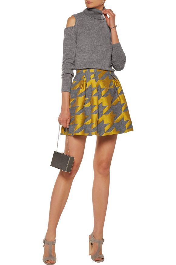 AO Gold Skirt